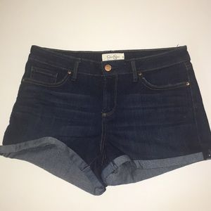 NWOT Jessica Simpson jean shorts